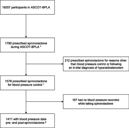 Effect of Spironolactone on Blood Pressure in Subjects With Resistant  Hypertension   Hypertension