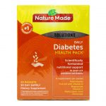 Nature Made Daily Diabetes Health Pack - 30 Packets - eVitamins Philippines