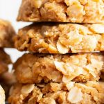 Peanut Butter No Bake Cookies- Just 3 Ingredients! - The Big Man's World ®