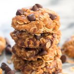 Chocolate Peanut Butter Low Carb Keto No Bake Cookies