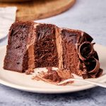 Healthy Chocolate Cake (Less than 100 Calories!) - The Big Man's World ®