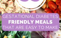 33 Gestational Diabetes Friendly Meals That Are Easy To Make - Wrecking  Routine