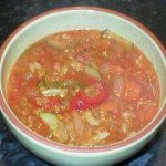 GORGEOUS Minestrone Soup (No Fat) recipe - All recipes UK