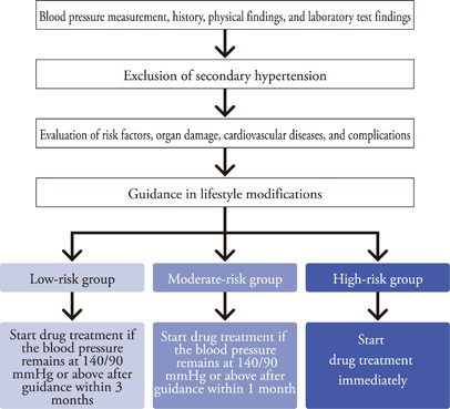 Chapter 3. Principles of treatment   Hypertension Research