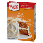 Product: Spice   Duncan Hines Canada®