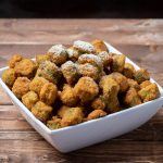Crunchy Oven-Fried Okra: So good you may never pan fry okra again! | Life,  Love, and Good Food