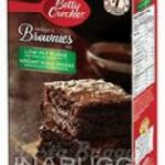 Betty Crocker Low Fat Fudge Brownies Mix 440G - Walmart, Vancouver Grocery  Delivery   INABUGGY