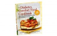 The Diabetes Comfort Food Cookbook: More Than 250 Soul-Satisfying Dishes  from Breakfast to Dessert by Johanna Burkhard