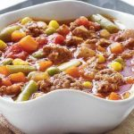 Old Fashioned Vegetable Beef Soup (With Video!) Gonna Want Seconds