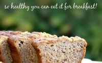 Healthy Banana Bread Recipe { with Video}   Healthy Fitness Meals