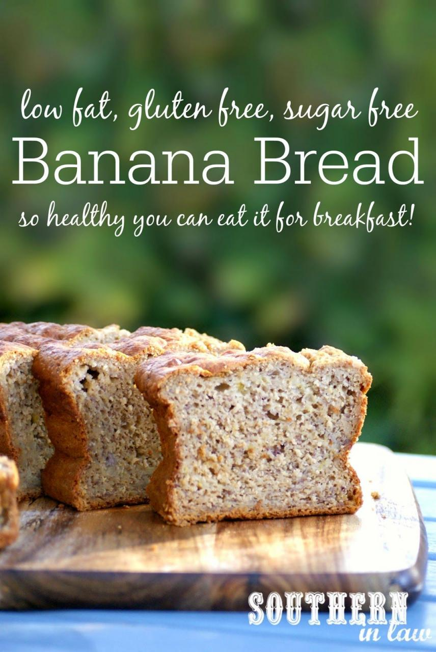Healthy Banana Bread Recipe { with Video} | Healthy Fitness Meals