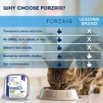 Buy Forza10 Wet Diabetic Cat Food for Diabetic Support and Control, Fish  Flavor Canned Cat Food Wet, for Adult Cats with Diabetes, 3.5 Ounce Cans,  32 Pack Case Online in Poland. B07WTLPJ9G