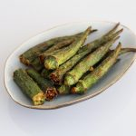 Southern Fried Okra Recipe - How to Cook Fried Okra | Lana's Cooking