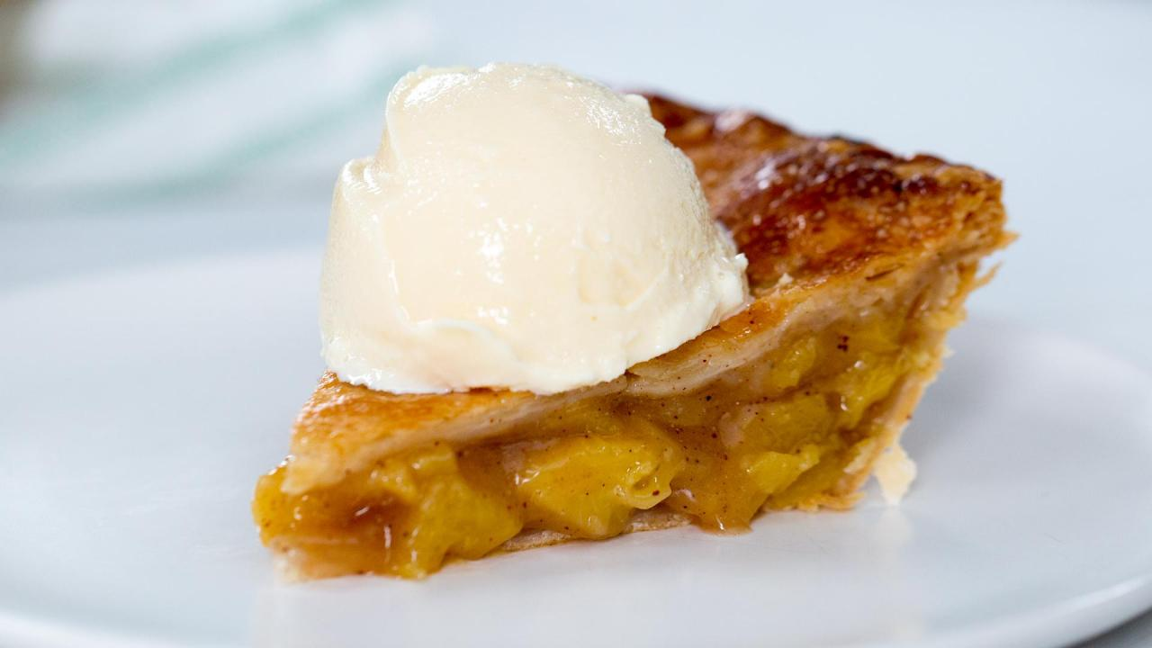 Low Calorie Recipe for Peach Cobbler | Lose Weight By Eating