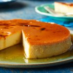 French Apple Flan Recipe (Low Fat) - RecipeMatic