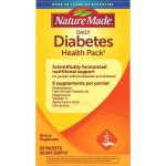 Nature Made Diabetes Health Pack, 60 Packets   Costco