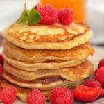 Clean and Simple Oat Pancakes - Kim's Cravings