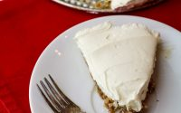 Healthy Cheesecake Of Your Dreams