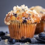 100-Calorie Blueberry Muffins - Simply Low Cal