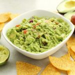 Best Ever Healthy Guacamole {Easy to Make!} - The Busy Baker