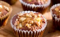 Apple Muffins with Streusel – A Couple Cooks