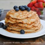 Weight Watchers Pancakes - Life is Sweeter By Design