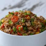 The Best Low Syn Egg Fried Rice | Slimming Eats - Slimming World