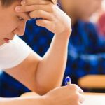 Test Taking with Type 1 Diabetes in High/Secondary School