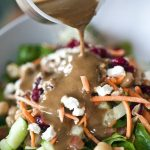 Balsamic Vinaigrette Recipe (Balsamic Dressing) - A Spicy Perspective