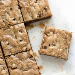 Keto Blondies with Chocolate Chips   Low Carb Yum