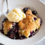 Ultimate Blueberry Cobbler Recipe   One Dish Kitchen