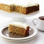 reduced-fat carrot cake   daily homemade