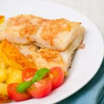 Recipe for Cod Au Gratin with Mayonnaise - Step To Health