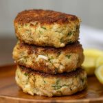 Best Baked Crab Cakes (Minimal Filler!) | Healthy Delicious