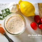Low Carb Keto Ranch Dressing Recipe (Quick & Easy)