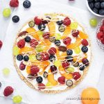 Easy Fruit Pizza {with 3 topping ideas} | Favorite Family Recipes