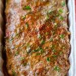 Easy Healthy Meatloaf - Cooking Made Healthy