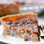 Easy Pecan Pie Without Corn Syrup - The Gunny Sack