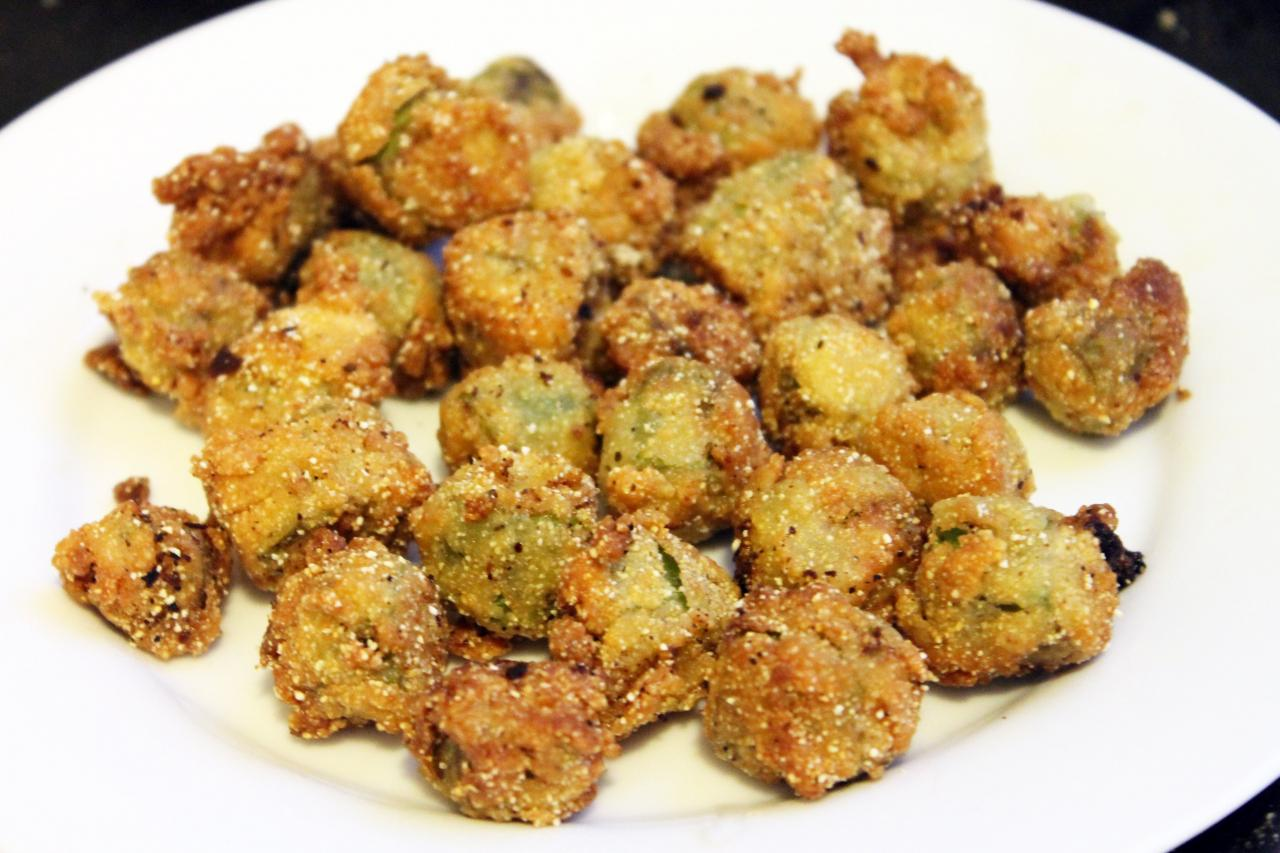 Perfect Fried Okra Recipe (with Pictures) - Instructables