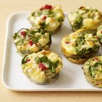 Weight Watchers Shrimp Frittata - Life is Sweeter By Design