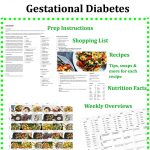 FREE Gestational Diabetes Meal Plan with Recipes   The Gestational Diabetic