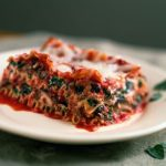 Low Fat Vegetable Lasagna | Carrie's Experimental Kitchen