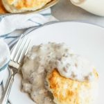 Biscuits & Gravy | The Easy Recipe I've Been Making For 20 Years!