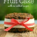 Southern In Law: Recipe: The Easiest Gluten Free & Vegan Fruit Cake with No  Added Sugar
