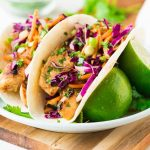 The BEST Easy Chicken Tacos - Isabel Eats