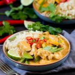 Bodybuilders low fat chicken curry recipe   Cairo Gyms