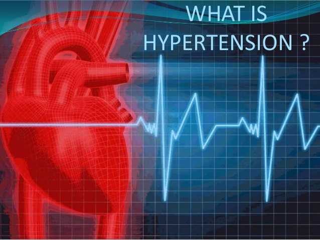 What is hypertension?   HealthInfi