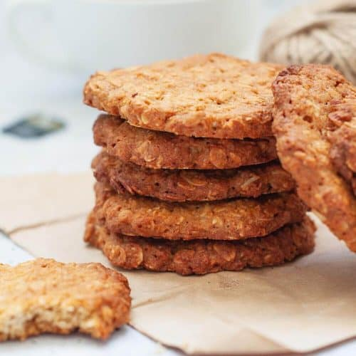 27 Best Healthy Cookie Recipes - How to Make Low Calorie, Low Fat Cookies