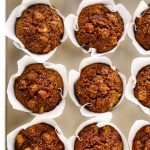 Apple Muffins Recipe - The Girl Who Ate Everything