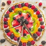 Fruit Pizza (with Cream Cheese Frosting!) - Cooking Classy
